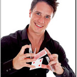 Master Magician James Anthony For Printing Cards